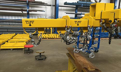 Lifting Devices Handling Systems And Conveyors Inc