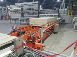 New Pallet Conveyor System Installed In Peru Illinois
