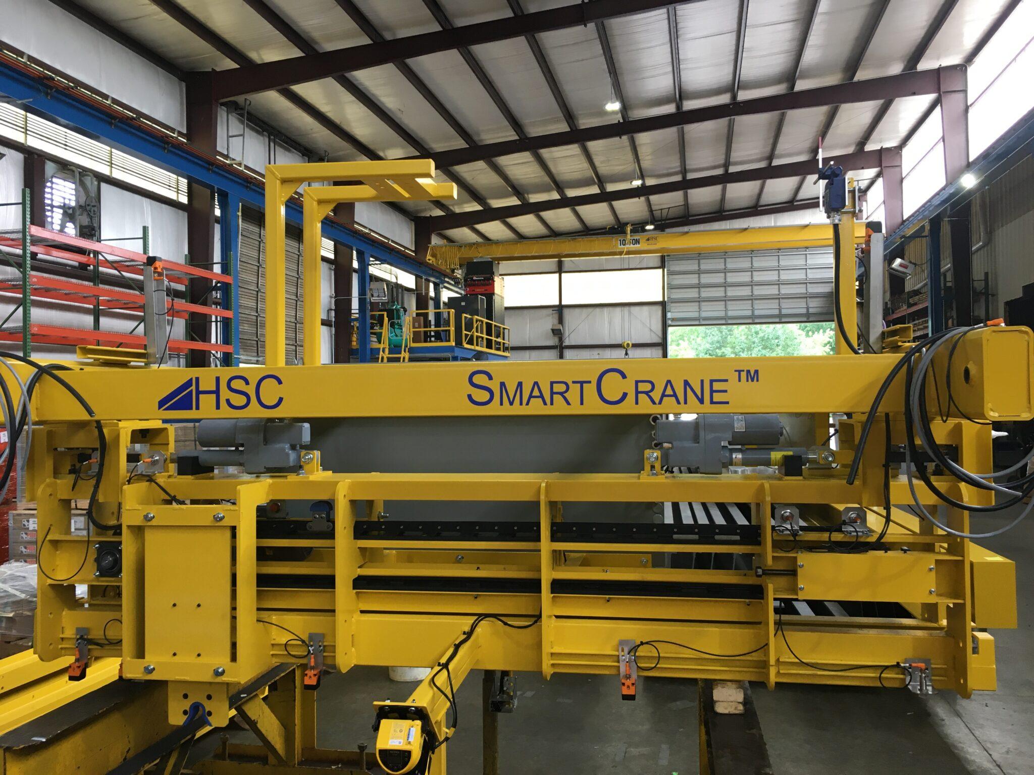 Smart Crane tm Brand